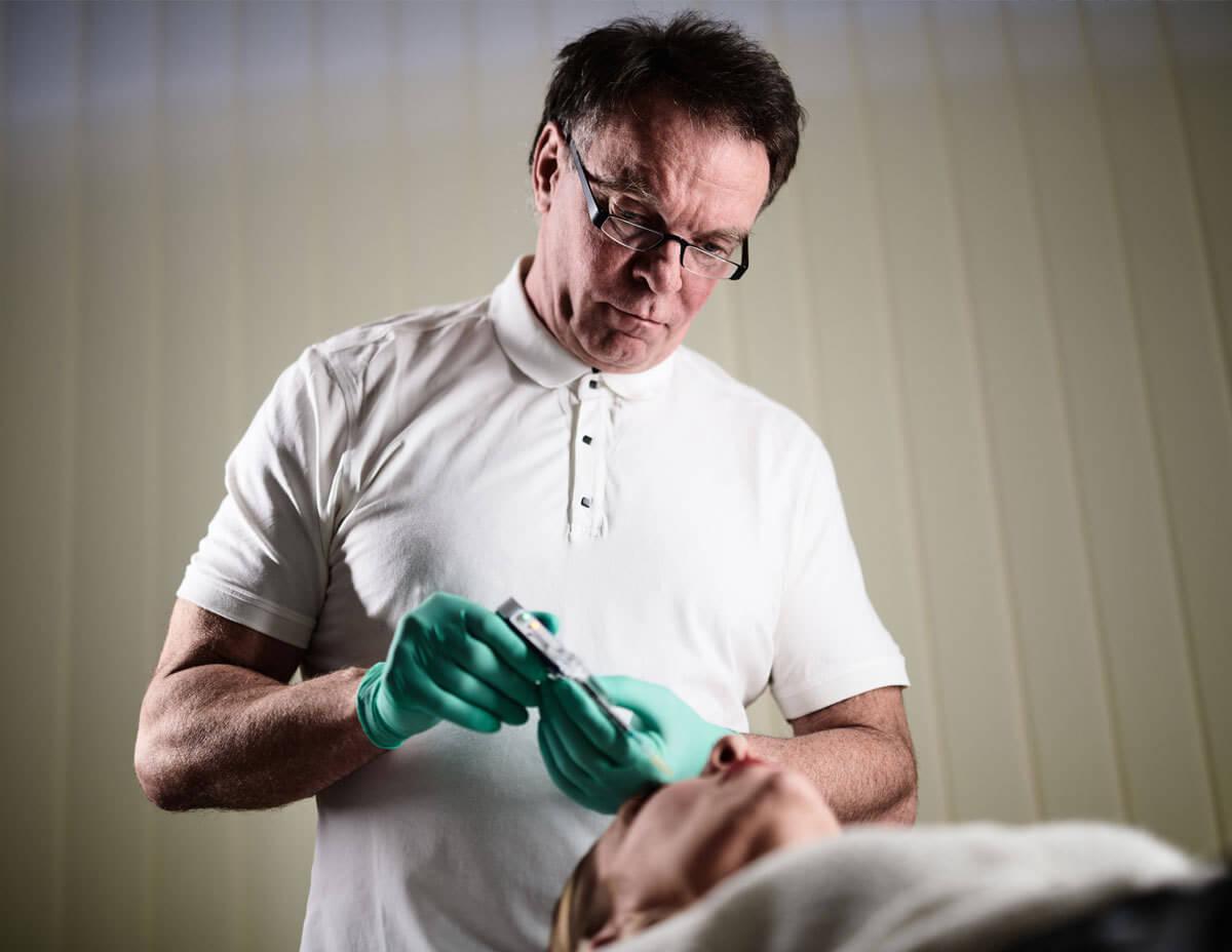 Dr. med. Karsten Labge - Botox