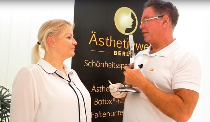 Video Thumb - Fadenlifting bei Dr. Lange in der Ästhetikwelt Berlin