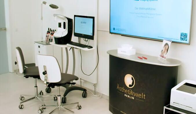 Video Thumb - Hautanalyse Kosmetik